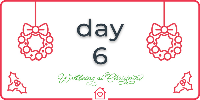 Wellbeing at Christmas with Rachel Ward Lilley