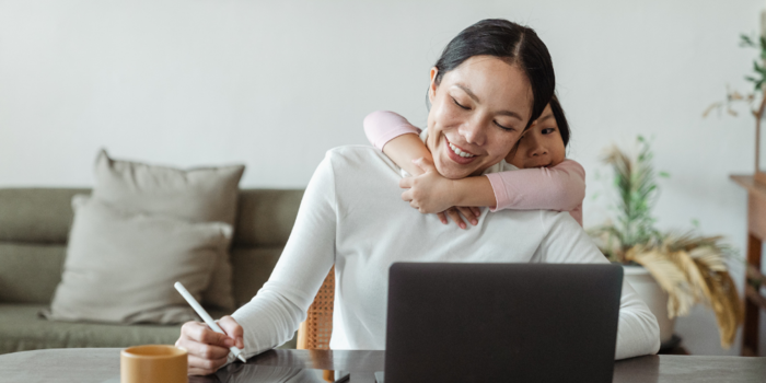 Tips for Parents Working from Home