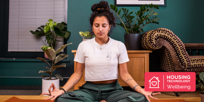 Work from Home Yoga with Georgie Edwards | Day 2