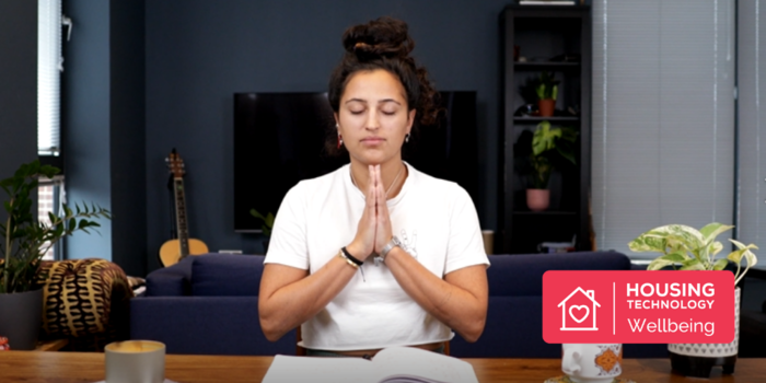 Work from Home Yoga with Georgie Edwards   Day 3